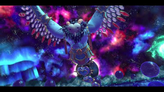 破神 エンデ・ニル (第三形態・鳥型)