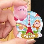 【グッズ】星のカービィ ご当地ぷっクリアマグネットが発売決定!